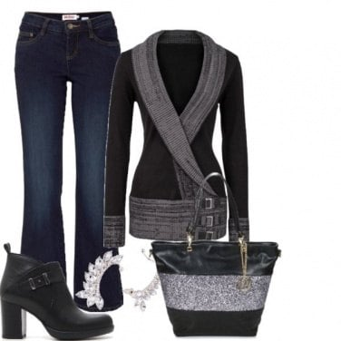 Outfit Only grey