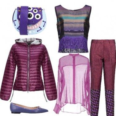 Outfit La tracolla quattrocchi