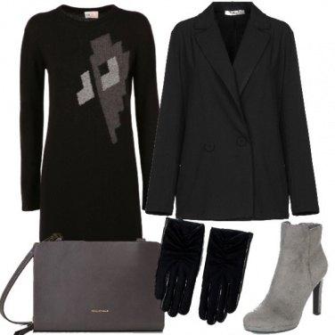 Outfit È proprio nero