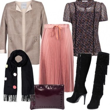 Outfit Look informale