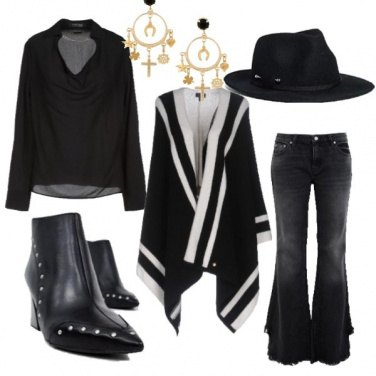 Outfit Far west
