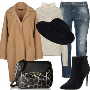 Outfit Winter style