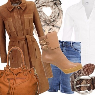 Outfit Texan city