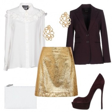 Outfit #CHRISTMASISCOMING - 24 dicembre