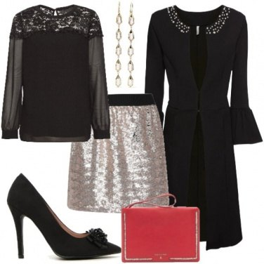 Outfit Splendida raffinatezza