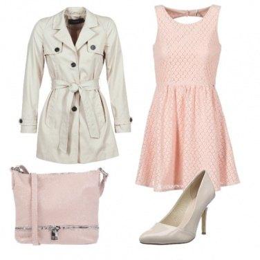 Outfit Serata primaverile