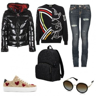 Outfit Urban #9930