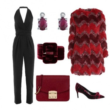 Outfit Natale chicchissimo