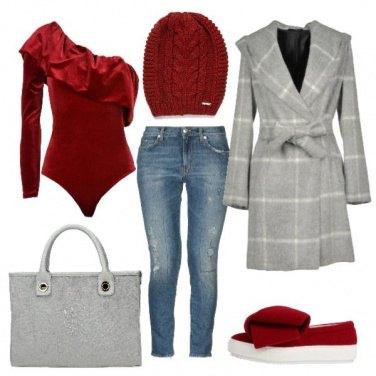 Outfit Non solo velluto