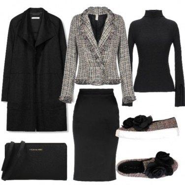 Outfit Classico alternativo