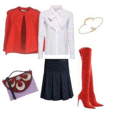 Outfit Sailor Moon Inspiration