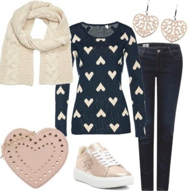Outfit Innamorata sempre di più