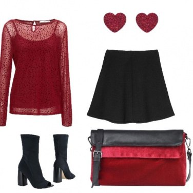 Outfit Red for Christmas