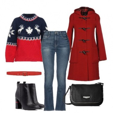 Outfit Christmas jumper