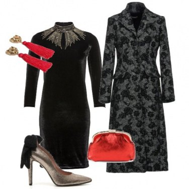 Outfit Capodanno a teatro
