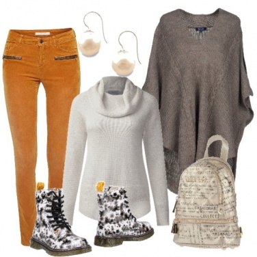 Outfit Urban #9938