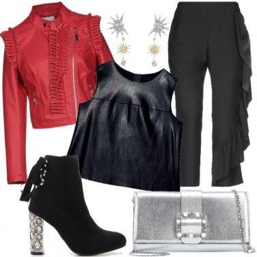 Outfit Gli stivaletti gioiello