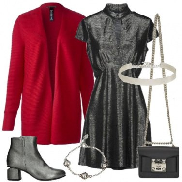 Outfit Christmas rock