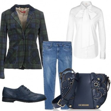 Outfit Scottish woMAN