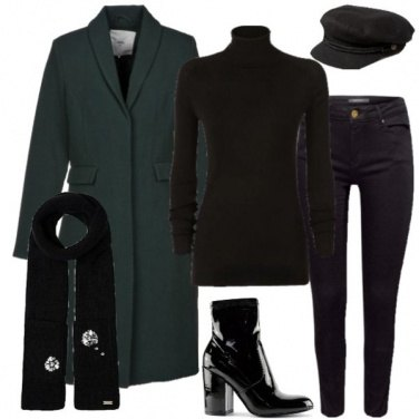 Outfit The city