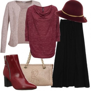 Outfit Lunedì trendy