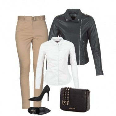 Outfit Basic Chic