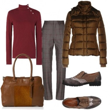 Outfit Dolcevita maschile