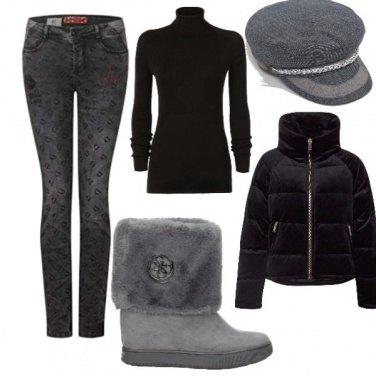 Outfit Urban #9934