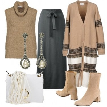 Outfit Etnico #3670