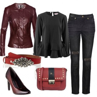 Outfit Rock #4064