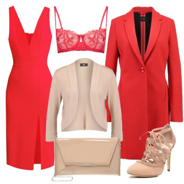 Outfit Sexy a san valentino