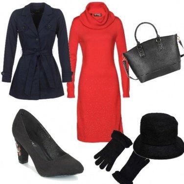 Outfit Tacchi decorati