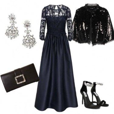 Outfit Brillante come una stella