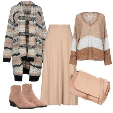 Outfit Gonna d\'inverno