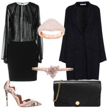 Outfit Cintura con applicazione