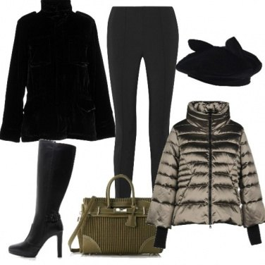 Outfit Ultimo dell\'anno in montagna
