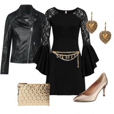 Outfit L'amore dorato