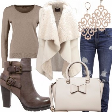 Outfit Country chic