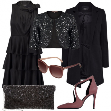 Outfit Super femminile