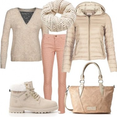 Outfit In montagna
