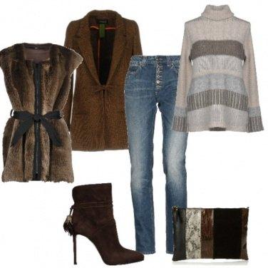 Outfit Con la giacca, classica ma non troppo
