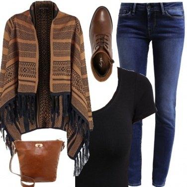 Outfit Caldo folk