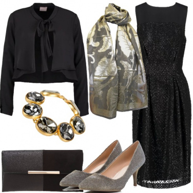 Outfit Chic d\'inverno