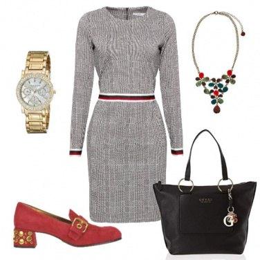 Outfit Tacco con le borchie
