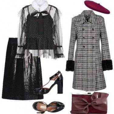 Outfit Nuovo Anno a Parigi