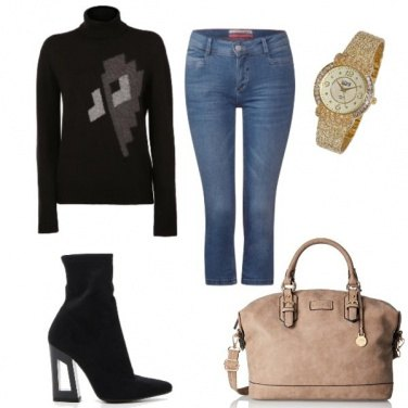 Outfit Tacco strano