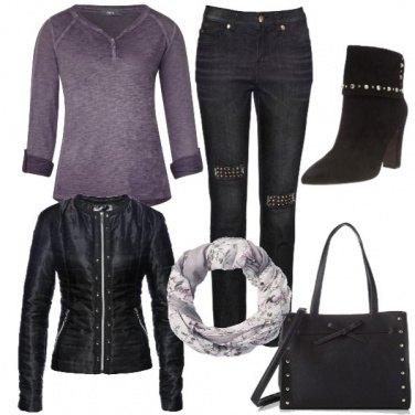 Outfit Semplicemente jeans