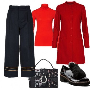Outfit In baita per le feste