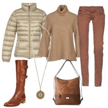 Outfit Ma che freddo!