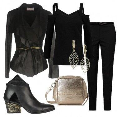 Outfit Il tacco particolare